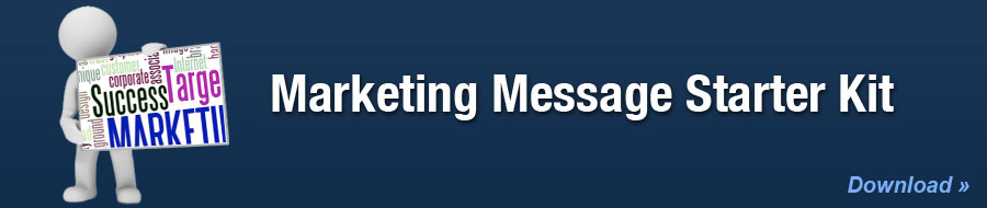 Marketing Message Starter Kit - 450 Top Headlines