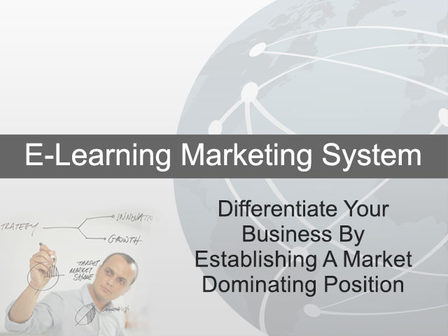 Differentiate Your Business By Establishing A Market Dominating Position