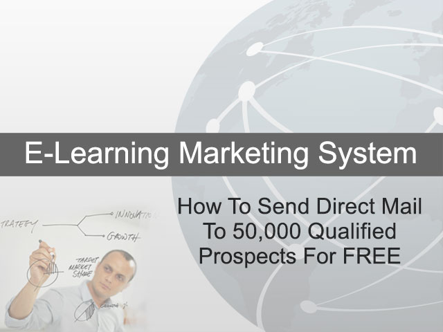 How To Send Direct Mail To 50,000 Qualified Prospects For FREE