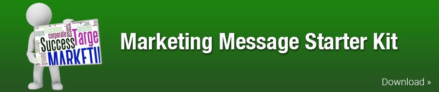 Marketing Message Starter Kit - 450 Top Headlines